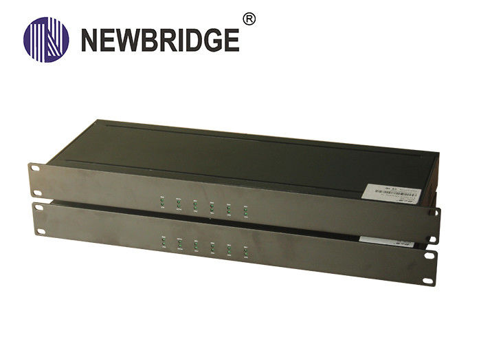 SD HD SDI Converter , 20km 40km 60km Optional Mini Converter with single mode or single fiber